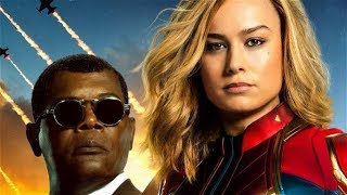 The Real Reason Nick Fury Didn't Page Captain Marvel Sooner