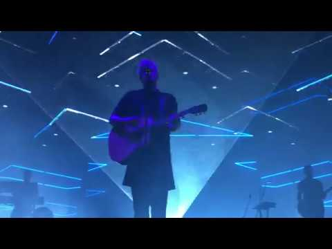 The Script - No Good In Goodbye, Motorpoint Arena Nottingham (13/02/18)