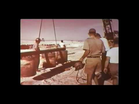 Operation Hardtack, Military Effects Studies, Part 1 - Basic Effects, Structures And Material (1958)