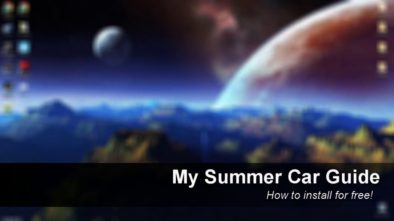 How To Download Free My Summer Car Experimental