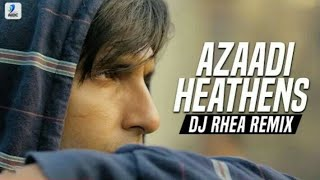 Azadi X Heathens mashup | DJ IRFAN BD | Gully boy | Ranveer singh | alia Bhatt | the beat box