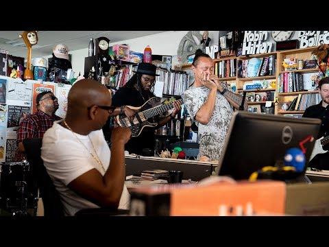 NPR Music Tiny Desk Concerts