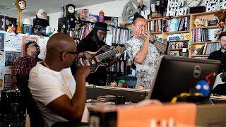 Frédéric Yonnet With Special Guest Dave Chappelle: NPR Music Tiny Desk Concert