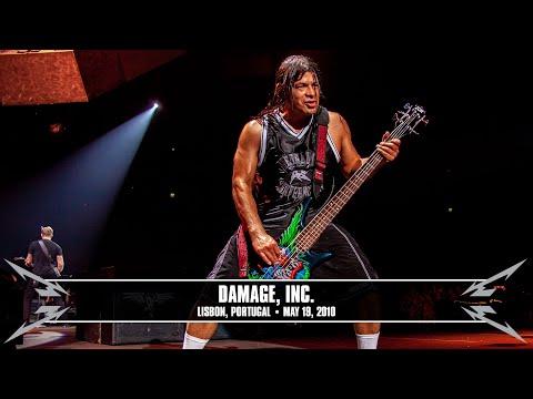 Metallica: Damage, Inc. (MetOnTour - Lisbon, Portugal - 2010) Thumbnail image
