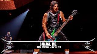 Metallica: Damage, Inc. (MetOnTour - Lisbon, Portugal - 2010)