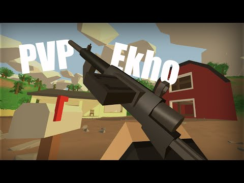 Download Unturned Pvp New Ekho Sniper Montage And More MP3