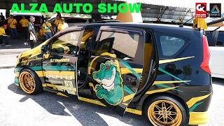Perodua Alza Autoshow MPV, Apa mereka modified sebenarnya?