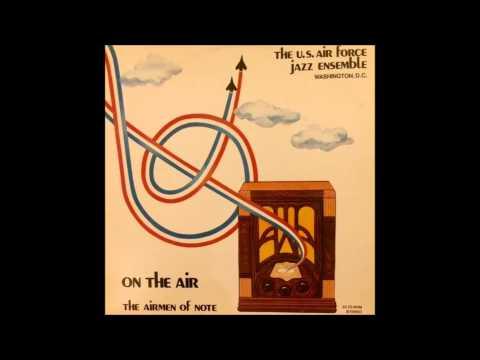 U.S.  Air Force Jazz Ensemble - Dark Orchid -1976
