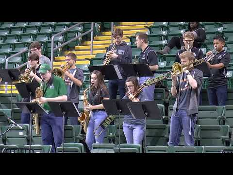 """""""The Middle"""" by Wright State University Pep Band (00061)"""