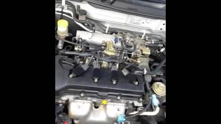 Проверка перед разбором Nissan Sunny FB15 пробег 17000км!!!(, 2016-02-07T16:44:42.000Z)
