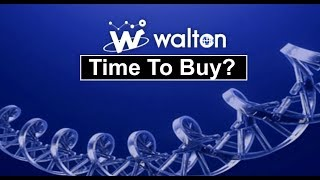 Buy Walton Coin Undervalued Before 2018?