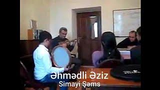 Rovsen Eziz in Mugam sinfi  Ehmedli Eziz SIMAYI SHEMS
