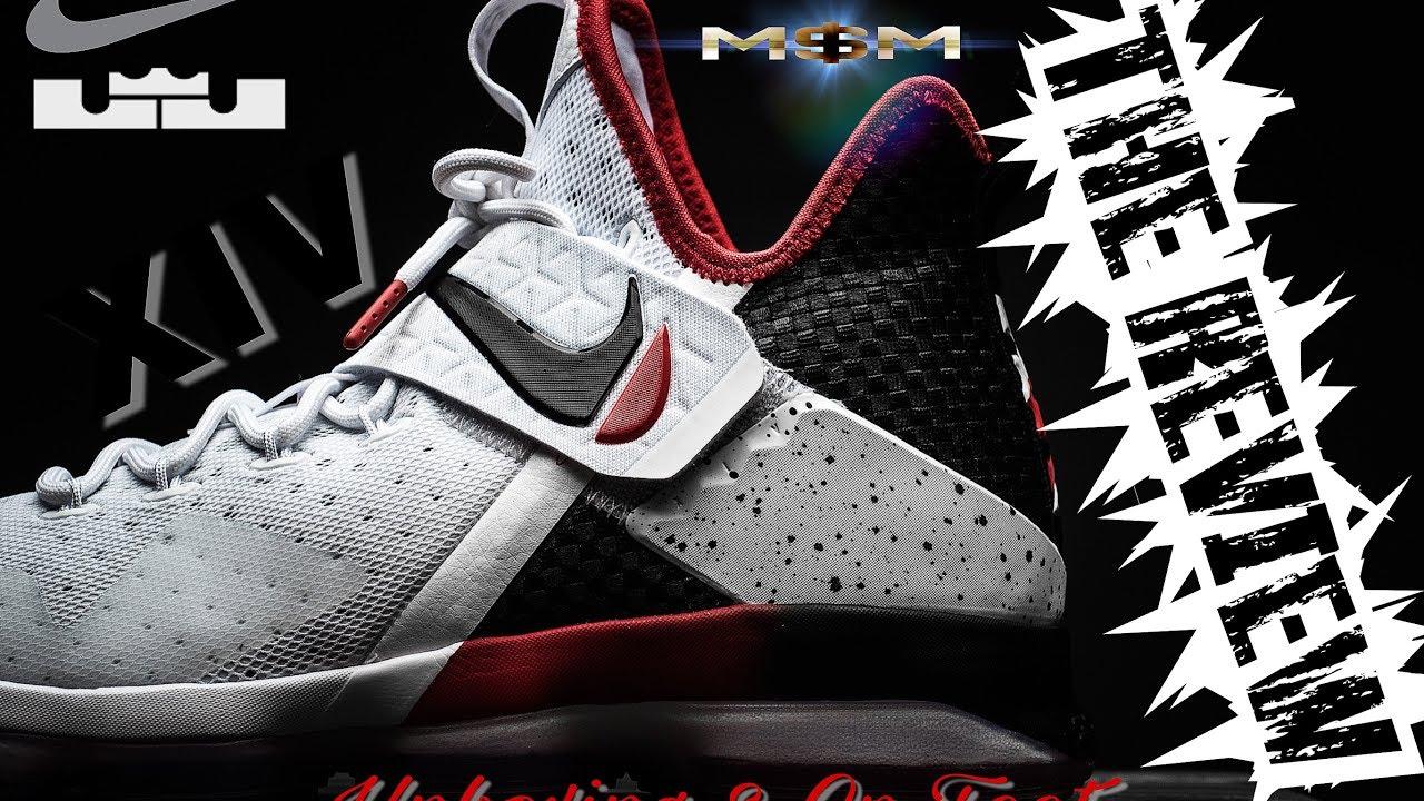fafd1f2719b0 Nike LeBron 14 XIV