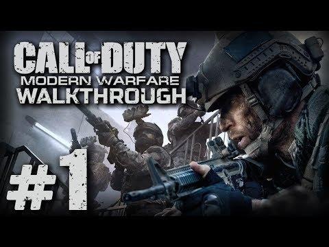 Прохождение Call Of Duty: Modern Warfare 2019 — Часть #1: ТУМАН ВОЙНЫ / ПИКАДИЛЛИ