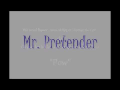 Mr. Pretender - KB Lyrics