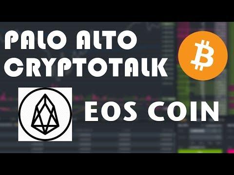 (EOS) Token Recap (Palo Alto CryptoTalk) Dec 15, 2017