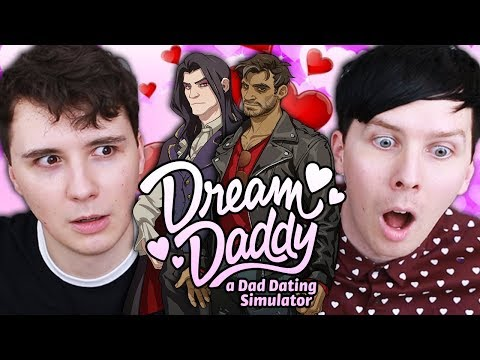 MEET HOT DADDIES IN OUR AREA! – Dan and Phil play: Dream Daddy #2