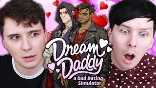 MEET HOT DADDIES IN OUR AREA! - Dan and Phil play: Dream Daddy #2