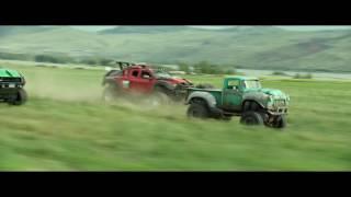 Монстр-траки - Русский трейлер №2 (дублированный) 1080p