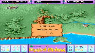 AMIGA OCS RINGS OF MEDUSA 1989