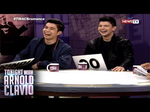 Tonight with Arnold Clavio: Sino ang mas pasaway kina Rayver at Rodjun Cruz?