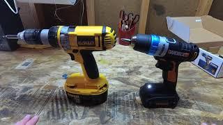 Worx 20v drill driver