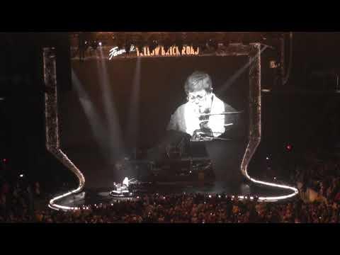 Elton John 3/1/19: 22 - Your Song - Albany, NY