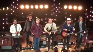 "NEEDTOBREATHE Ft. Gavin DeGraw ""Brother"" live at the Ryman - All The Feels Acoustic Tour"