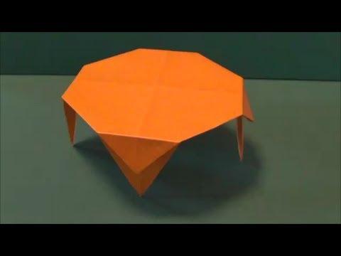ハート 折り紙 折り紙 テーブル : youtube.com
