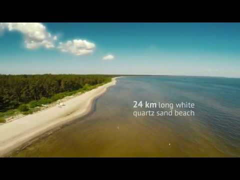 Jurmala - the biggest resort town in the Baltic States