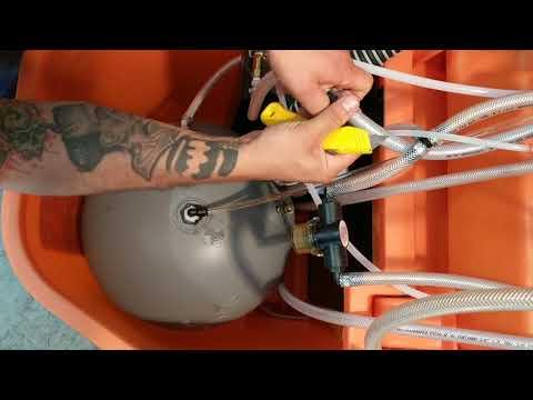 VFX1   Replace Fluid Pressure Regulator