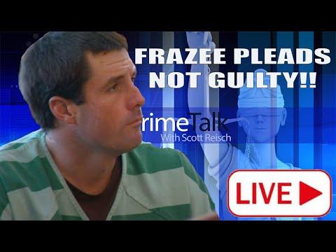 Crime Talk Live! Frazee update!