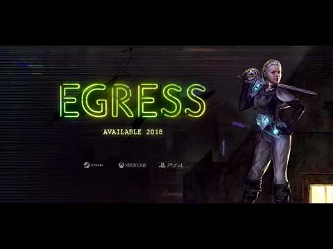Upcoming battle royale game Egress is angling for the Souls crowd