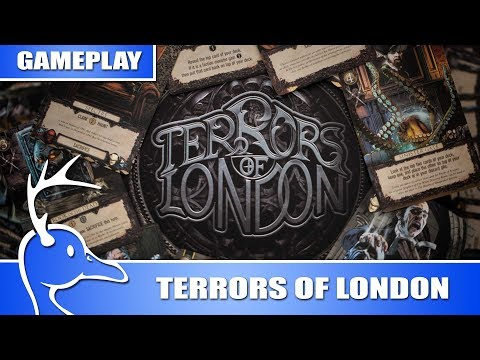 Terrors Of London - (Quackalope Gameplay)