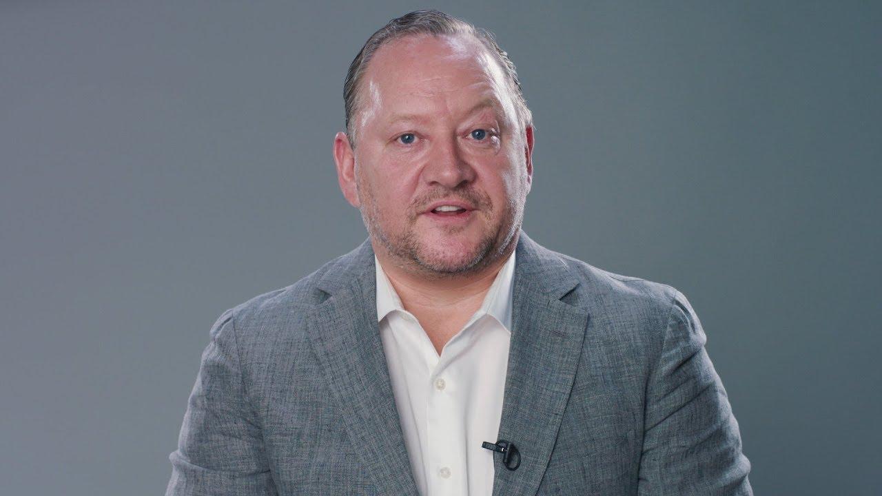 Dermot McCormack Talks 'Video 3 0'   GLG