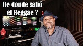 De donde salió el Reggae ??