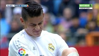 vuclip James Rodriguez vs Valencia Home (08/05/2016) by JamesR10™