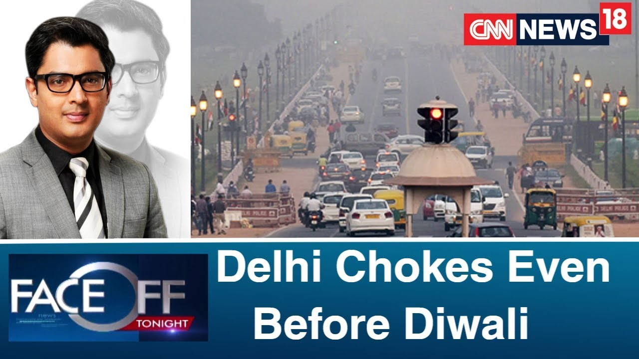 The Choking Time Of Delhiities Has Returned, Making Citizens Gasp For Breath | Face Off With Zakka