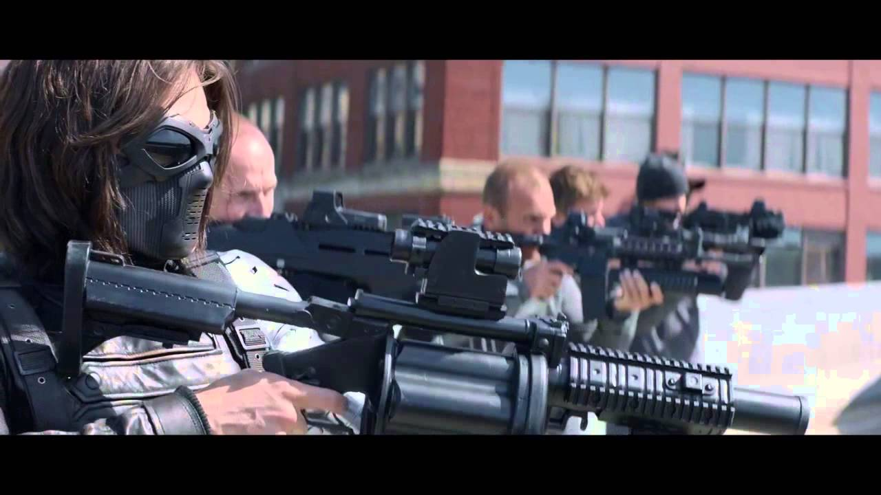 Marvel's Captain America: The Winter Soldier - Sebastian Stan Interview