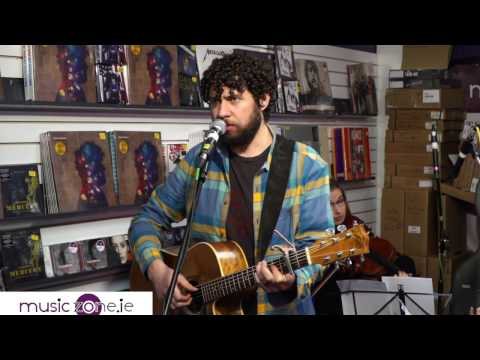 Declan O'Rourke - In Full Colour Session : Live Music Zone