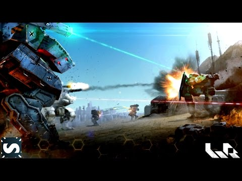 War Robots [3.3] Right Heavy Robots Gameplay 2017 from YouTube · Duration:  12 minutes 4 seconds
