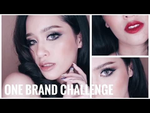 One brand challenge - ลองไปแต่งไป สวยมั้ยดูเอง l mossster