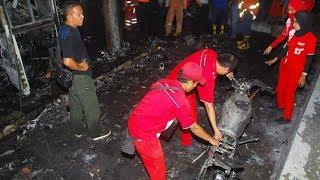 Download Video SPBU Warung Jambu di Bogor Terbakar, Api Diduga Berasal dari Jeriken yang Sedang Diisi Bahan Bakar MP3 3GP MP4