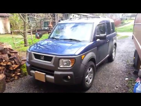 Honda Element - How To Change Your Instrument Panel Cluster Lights