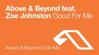 Play Good For Me (Above & Beyond Club Mix)