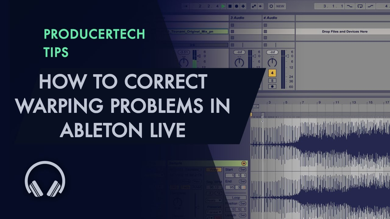 how to change tempo ableton
