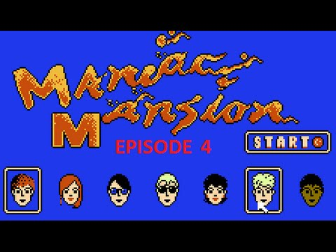 Let's Play Maniac Mansion: 4 - Who You Gonna Call |