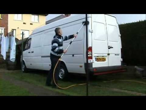 Van Wash - Benny Hill style