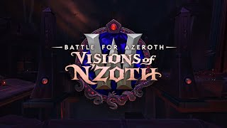 Music from Battle for Azeroth: Visions of N'Zoth