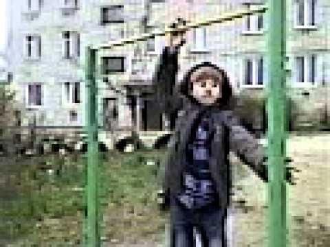 Киржачский паркурщик